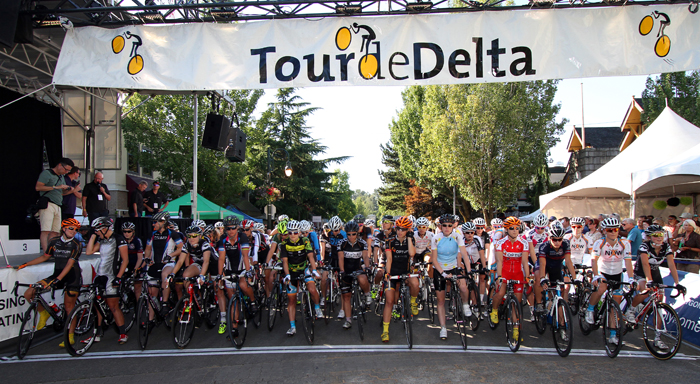 BC Superweek 2016 Kicks off with Tour de Delta