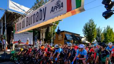 Giro di Burnaby reflects Small Town Charm